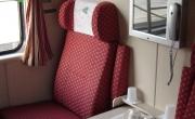 صندلی برای صنایع ریلی